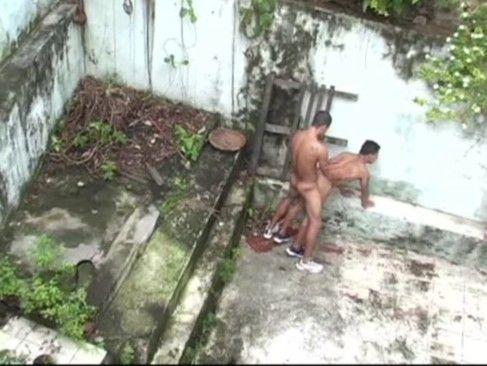 Gravando Meu Vizinho Brasileiro.