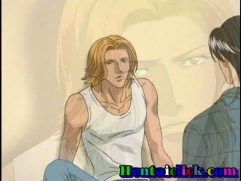 Hentai Gay- Dos Jovens Gays E Apaixonados.