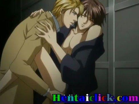 Sexo Apaixonado No Hentai Gay.