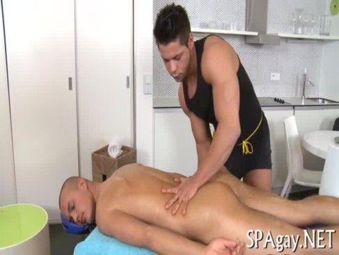 Cliente Deu Na Massagem.