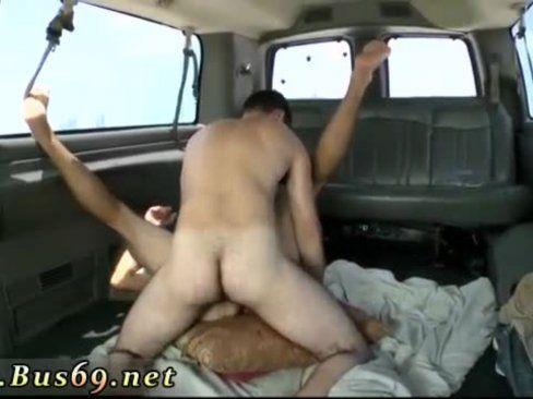 Sexo Gay Amador Dentro Da Van.