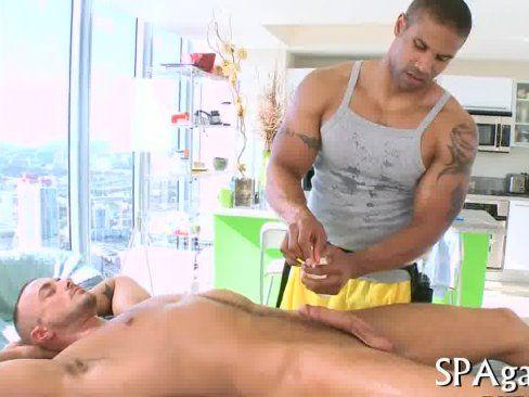 Sexo Gay Na Massagem.