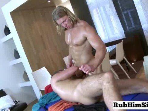 Homosexual Massagem Two