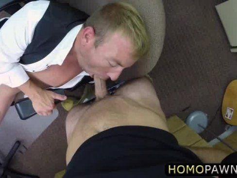 Sexo Gay Amador Com Loirinho Guloso.