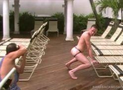 Sexo gay em hollywood com brasileiro lindo.