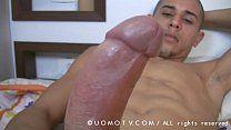 Boy Dotado Video Amador Batendo Punheta