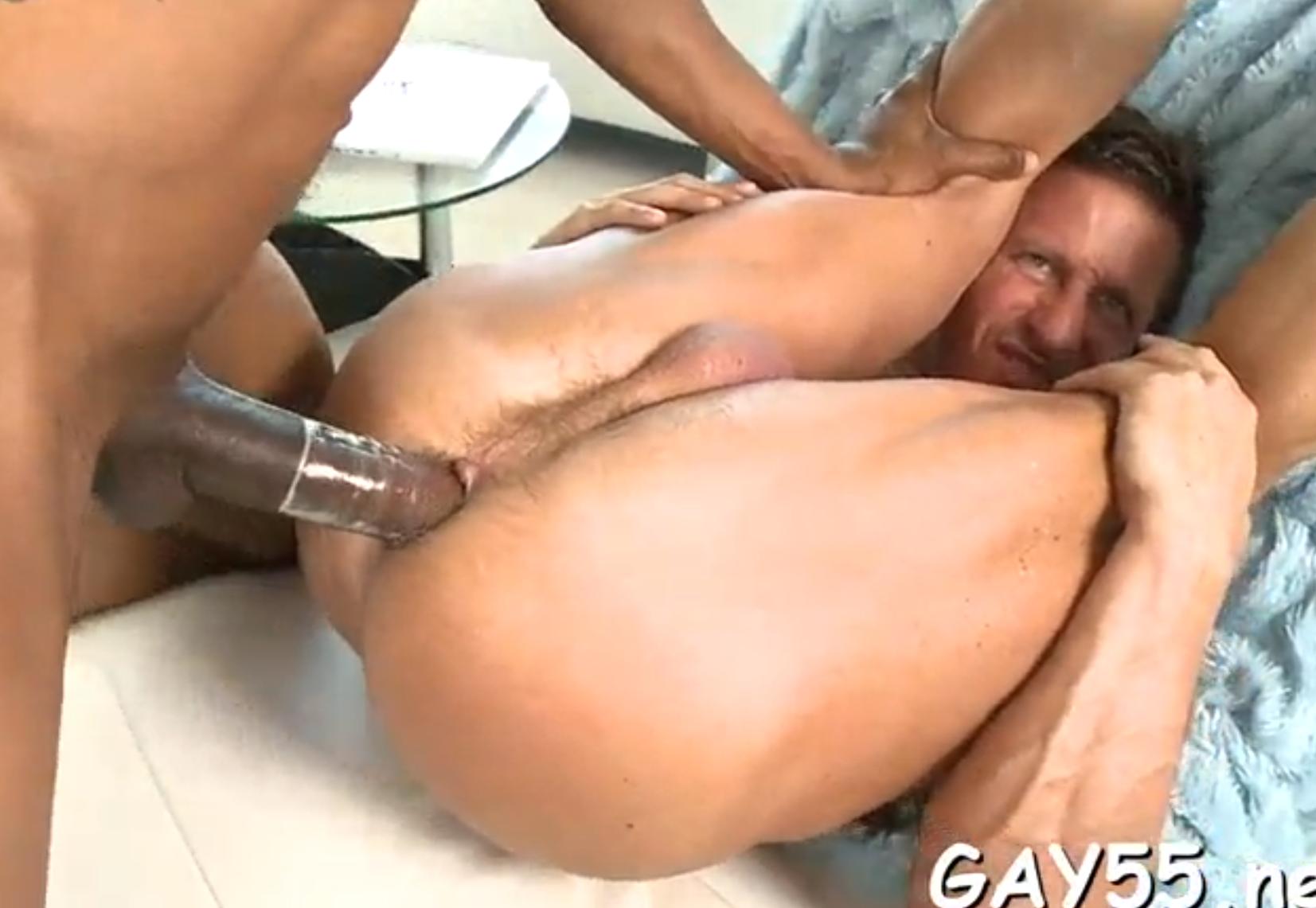 Gay safado se arrependeu de da o cu pro negão