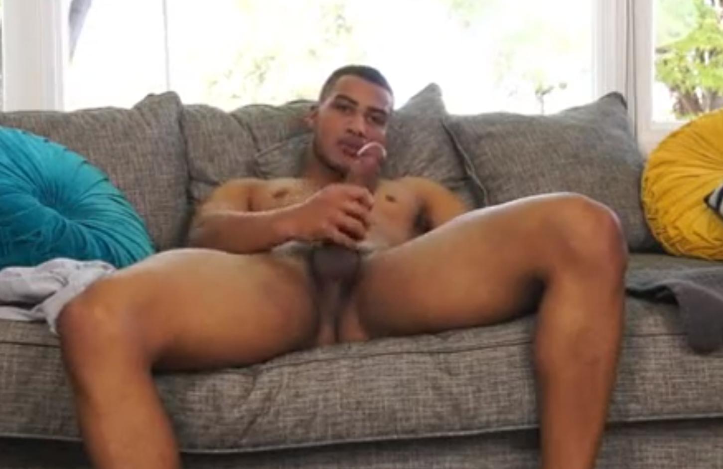 Dominic Santos ator porno gay
